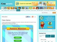http://www.pbs.org/parents/education/math/games/preschool-kindergarten/pattern-matcher/