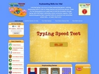 Typing Course | Learning Games For Kids